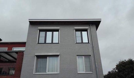 opzetrolluiken appartement